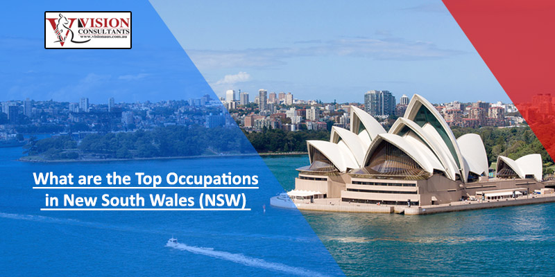What are the Top Occupations in New South Wales