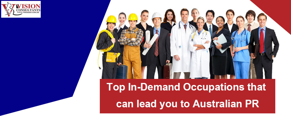 Top In-Demand Occupations that can lead you to Australian