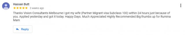 Partner visa - important facts & requirements